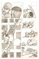 Monster Mash Page 2 by JasonGodwin