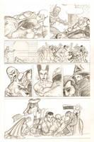 Monster Mash Page 3 by JasonGodwin