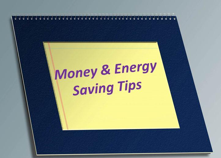 Money & Energy Saving Tips by ideria on DeviantArt