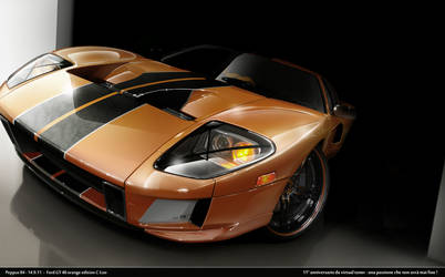 ford gt c-loo virtual tuning by peppus84