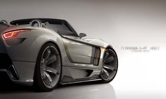 e-concept by peppus84 virtual tuning