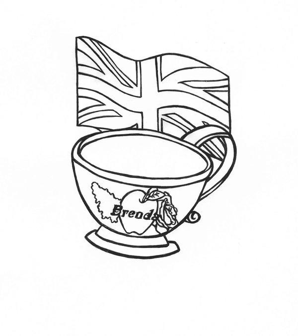 teacup tattoo by karadarkthorn on deviantart. Black Bedroom Furniture Sets. Home Design Ideas