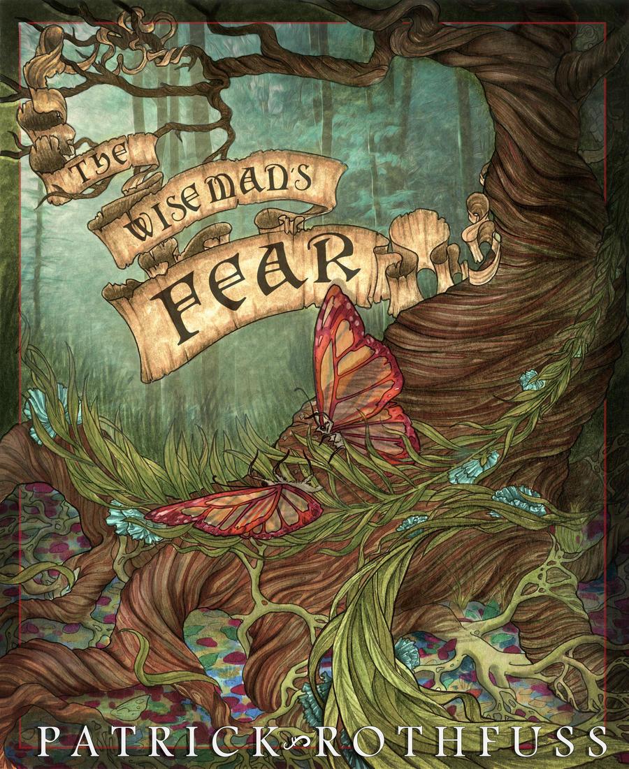 The Wise Man's Fear by AlyssaCubero