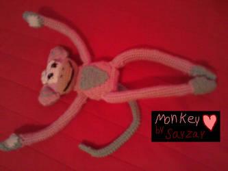 Monkey by Sayzay