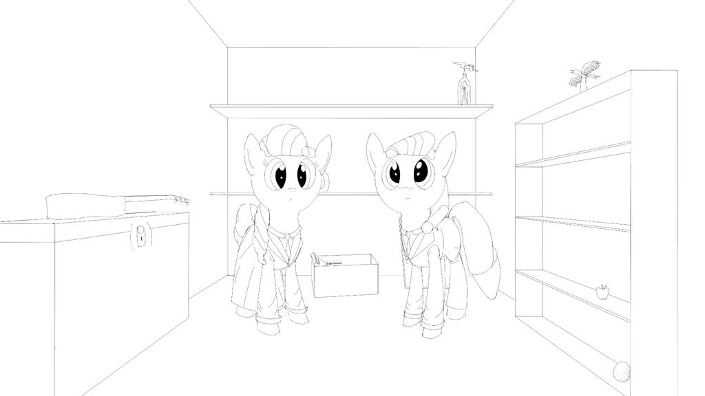 Bioshock: Infinite,  the Luteces Ponified by GuppyFoal