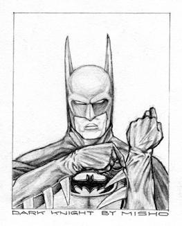 Batman by Shmeeizer