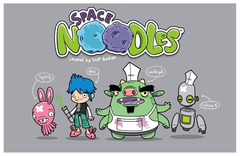 Space Noodles by cronobreaker