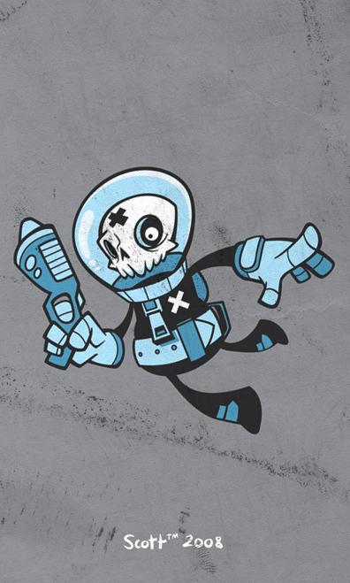 SkullSuit by cronobreaker