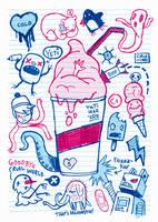 Notebook SlurpeeTee