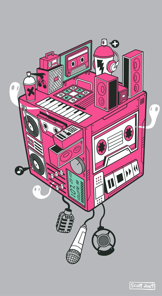 Music Box by cronobreaker