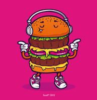 Burger boogie by cronobreaker