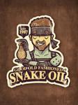 Gaming Sticker: Snake Oil