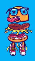 Burger Bits