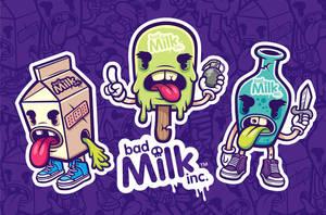 Bad Milk Inc. by cronobreaker