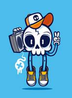 Skull Kid by cronobreaker
