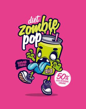 Diet Zombie Pop