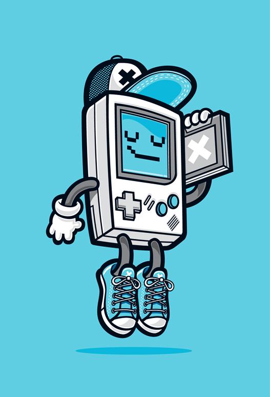 Gameboy Love by cronobreaker