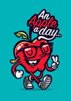 Apple A Day by cronobreaker