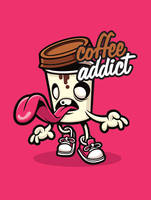 Coffee Addict by cronobreaker
