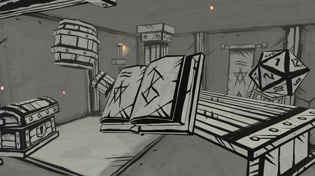 Sketch Dungeons Demo by cronobreaker