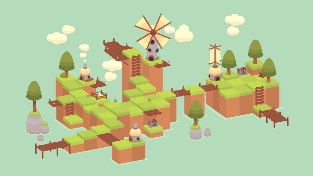 Tiny World Mock by cronobreaker