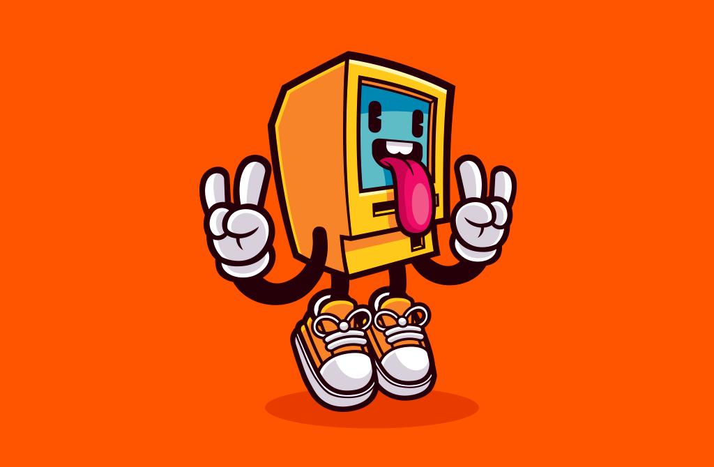 Computer Rock by cronobreaker