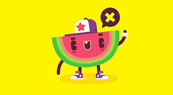 Happy Watermelon by cronobreaker