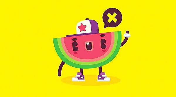 Happy Watermelon