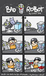Bad Robot Issue 1