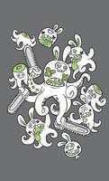 Octobunny Attax