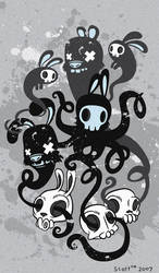 Yes...More Bunnies by cronobreaker