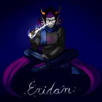 Eridan Ampora by Pride-kun