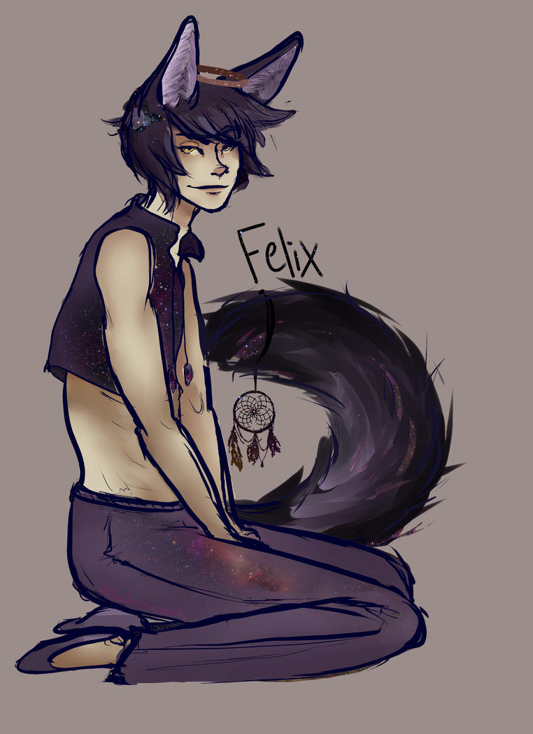auction: Felix [open] by puffballinthedark