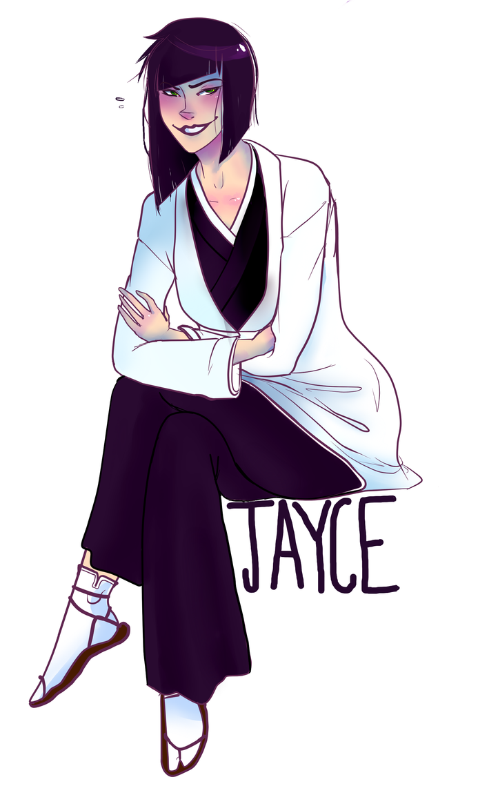 Jayce by puffballinthedark