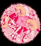 Pink Diamond Pony