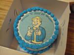 My Fallout 3 Cake