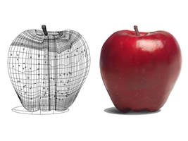 Apple Mesh by GraySource