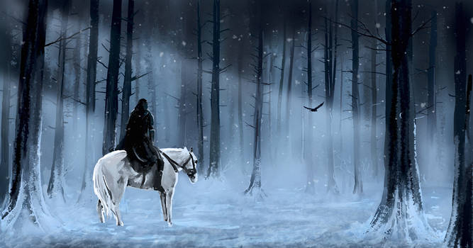 Follow the Raven by ElConsigliere