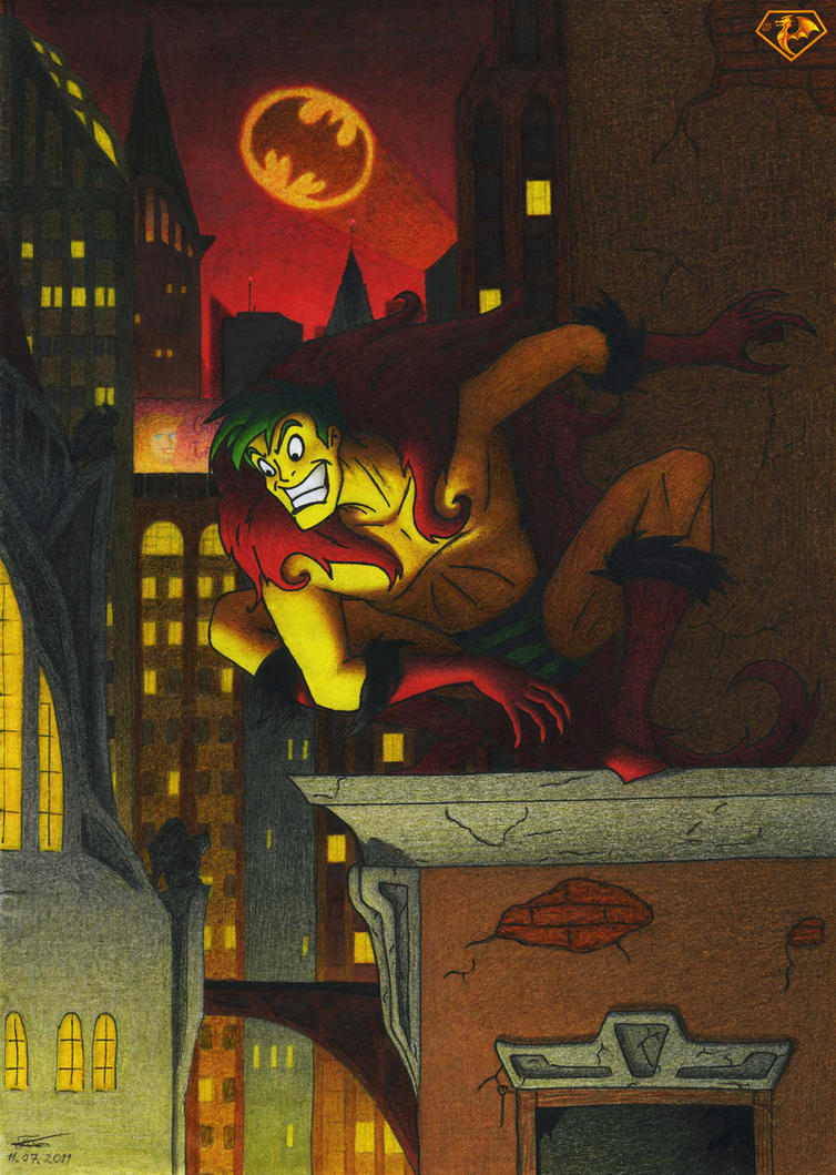 Beware The Creeper by 9YellowDragon9