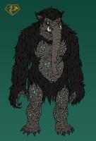Madame de Villeneuve's Beast by 9YellowDragon9