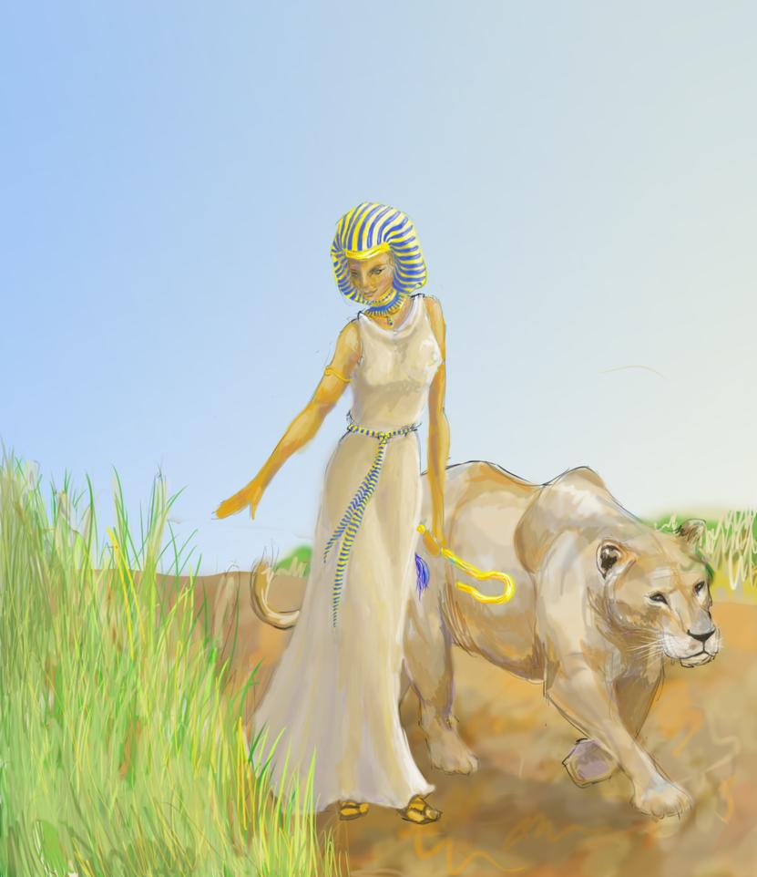 Hatshepsut by BethanyFisher