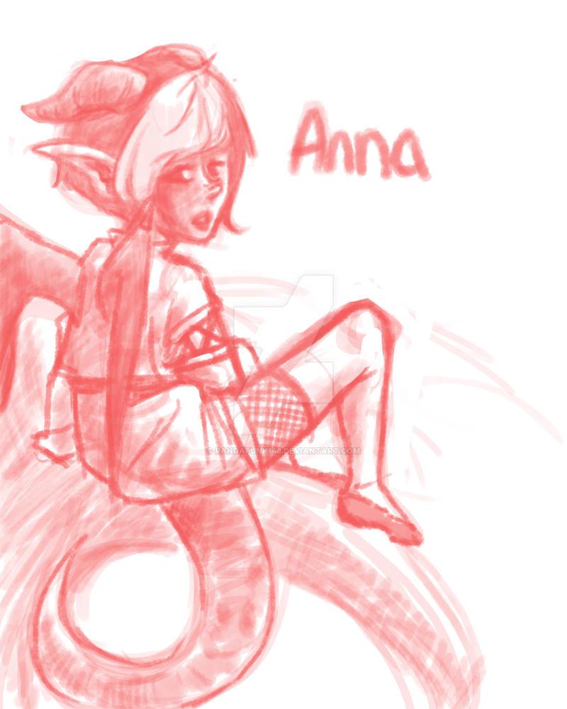 Anna- by pandapunk143