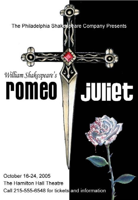 Romeo and Juliet by nenerocks