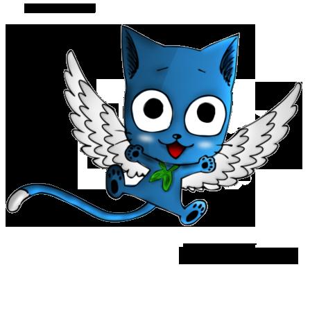Happy Fairy Tail by ilisparrow on DeviantArt
