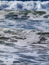 Sea Foam by photographyflower