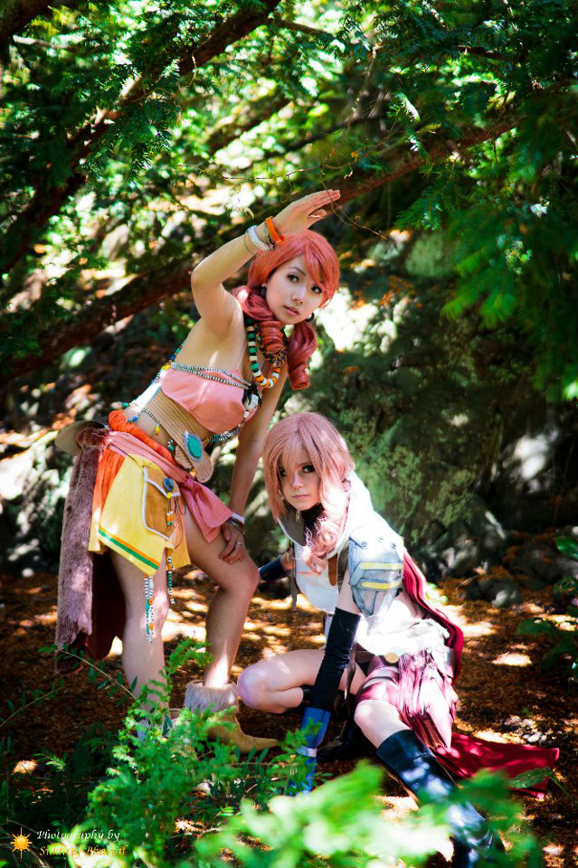 FFXIII: journey by Mini-MiVi