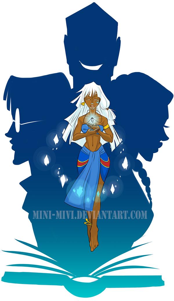 DISNEY: The Lost Princess by Mini-MiVi