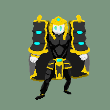 Portal Guardian - Duelyst by BravoRobot