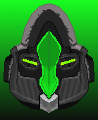 Orisa head by BravoRobot