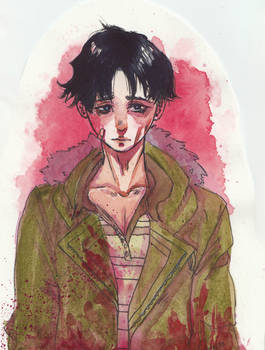 Killing Stalking- YoonBum + SPEEDPAINT